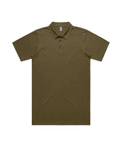 5402 Adults Chad Polo - Army