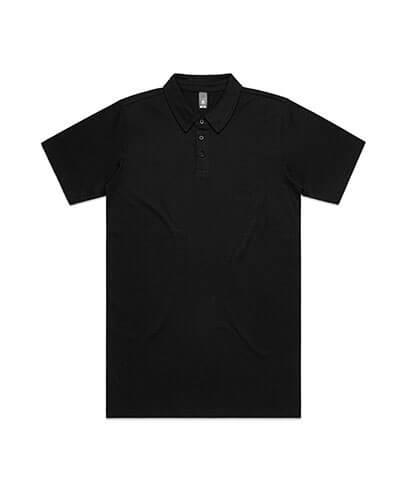 5402 Adults Chad Polo - Black