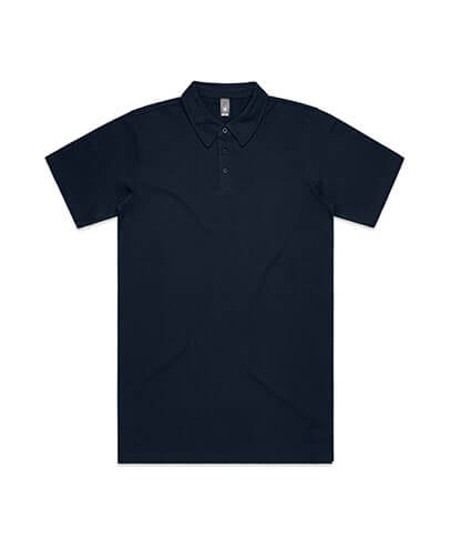 5402 Adults Chad Polo - Navy