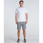 5905 Adults Track Shorts - Worn by Male Model