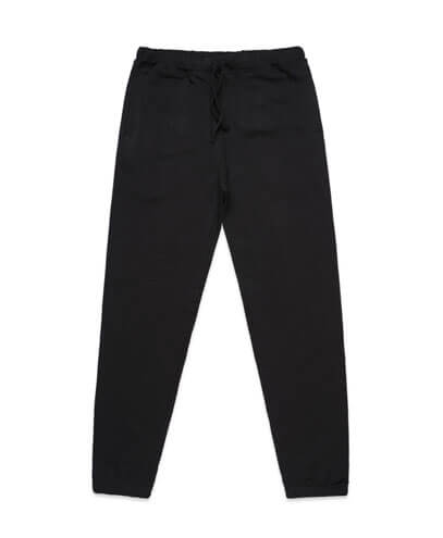 5917 Mens Surplus Track Pants - Black