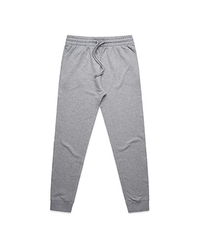5920 Mens Premium Track Pants - Grey Marle