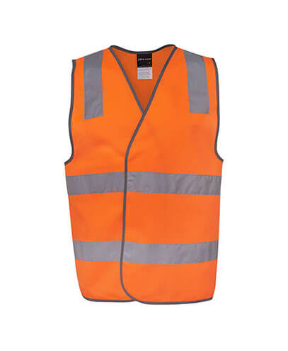 Hi viz safety vests custom clothing for Custom hi vis shirts