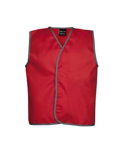 6HFU Kids Vest - Red