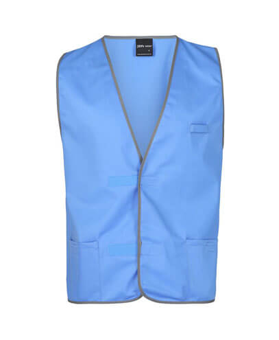 6HFV Adults Vest - Light Blue