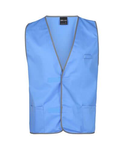 6HFV Adults Vest - Light Blue