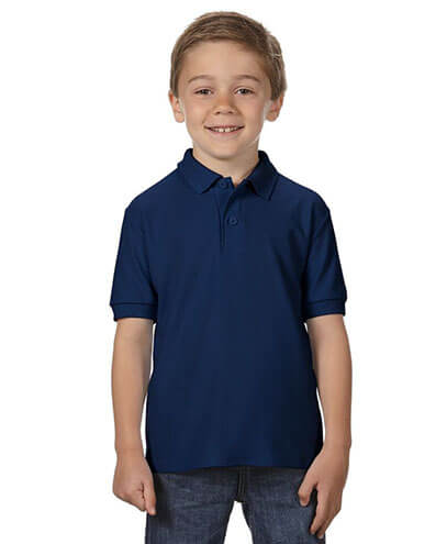 72800B Youth Polo - Navy