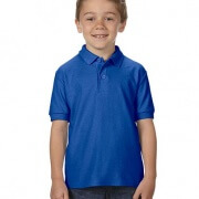 72800B Youth Polo - Royal Blue
