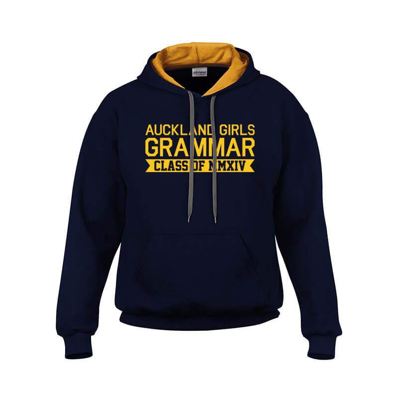 Auckland Girls Grammar - Leavers Hoodie