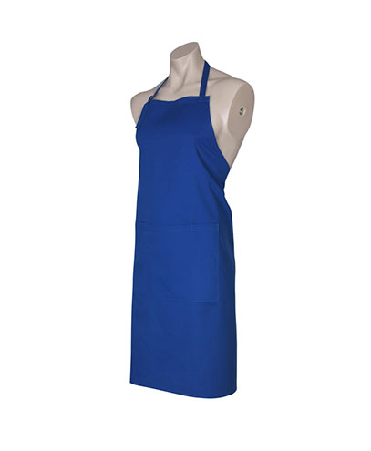 BA95 Bib Apron - Royal