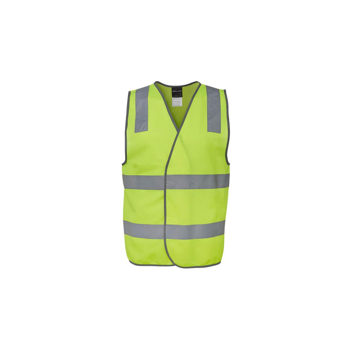 Hi Viz Safety Vests Custom Clothing