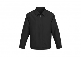 Custom Corporate Jacket in Black