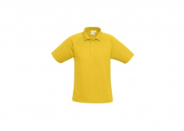 Custom Kids Polo Shirt - Yellow