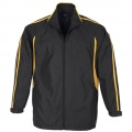 J3150B Kids Flash Team jacket - Black / Gold