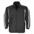 J3150B Kids Flash Team jacket - Black / White