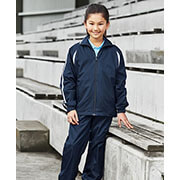 J3150B Kids Flash Team jacket - Worn by Girl Model