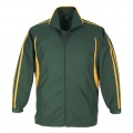 J3150 Adults Flash Team jacket - Forest / Gold