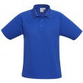 P300KS Kids Sprint Quick Dry Polo - Royal