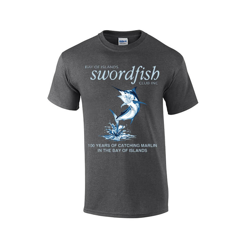 Bay of Islands Swordfish Club - Tee