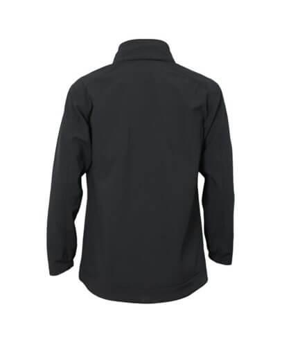 AJM Adults Aspiring Softshell Jacket - Back