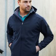 J10910 Mens Summit Jacket - Front