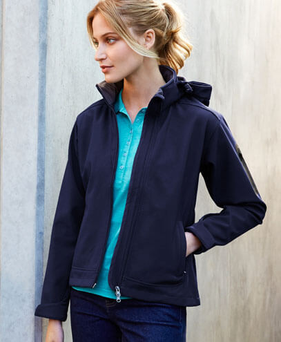 J10920 Womens Summit Jacket - Front