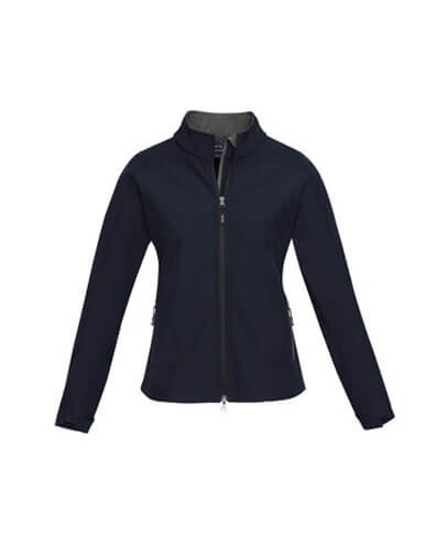 J307L Womens Geneva Jacket - Navy/Graphite