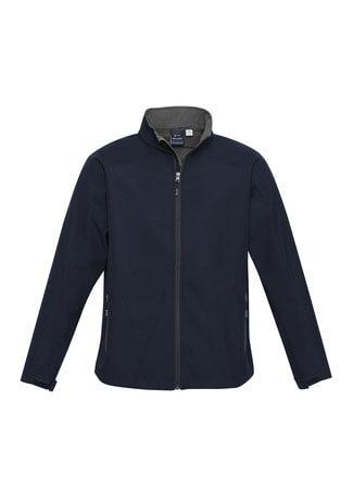 J307M Mens Geneva Jacket - Navy/Graphite