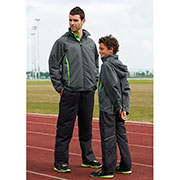 J408M Adults Razor Team Jacket and J408K Kids Razor Team Jacket - Worn by Male and Boy Models