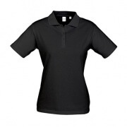 P112LS Ladies Ice Polo - Black