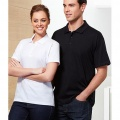 P112MS Mens Ice Polo - Model