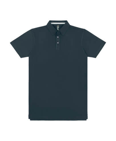 P424 Mens Element Polo - Black