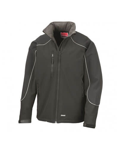 R118X Adults Ice Fell Jacket - Black