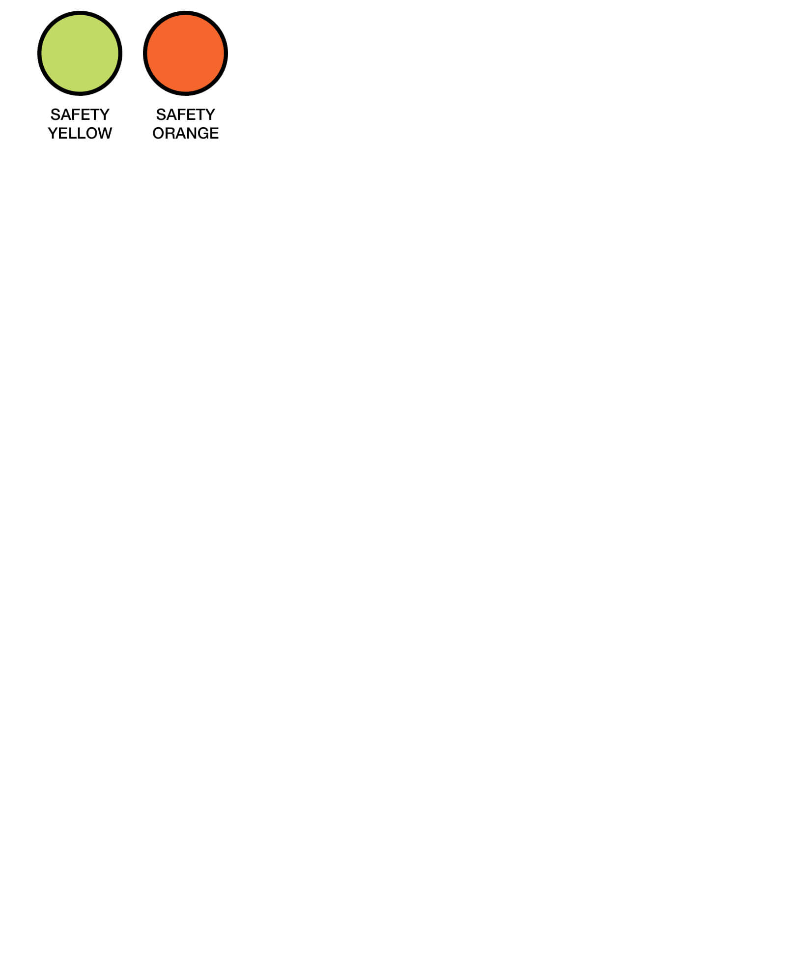 R450X Colour Chart