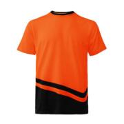 R464X Adults Peak Performance Hi Vis T-Shirt - Orange/Black