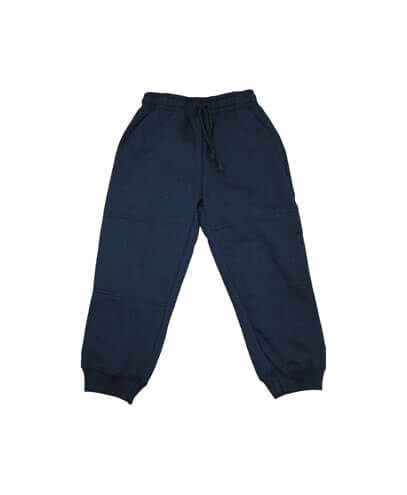 RKT Kids Reinforced Knee Sweatpants - Navy