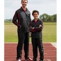 TP3160M Adults Flash Track Pants - Worn