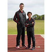 TP3160M Adults Flash Track Pants and TP3160B Kids Flash Track Pants - Worn by Male and Boy Models