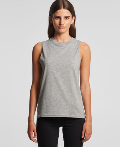4043 Womens Brooklyn Tank - Worn