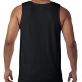5200 Mens Basic Singlet - Back View