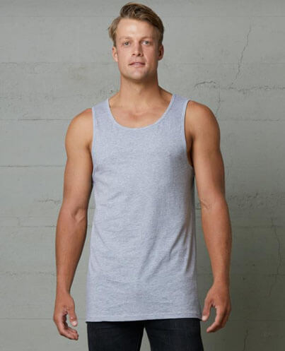 S214 Adults Concept Singlet - Worn