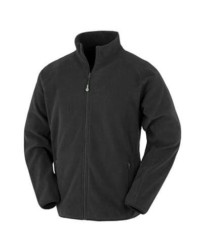 R903X Recycled Fleece Polarthermic Jacket - Black