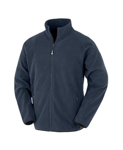 R903X Recycled Fleece Polarthermic Jacket - Navy