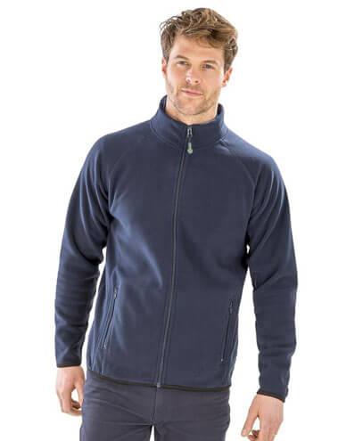 R903X Recycled Fleece Polarthermic Jacket - Worn by Male Model