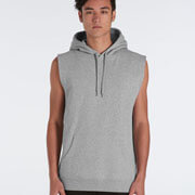 5209 Sleeveless Hoodie - Front