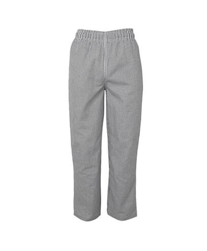 5CCP Chef's Elasticated Pant - Check