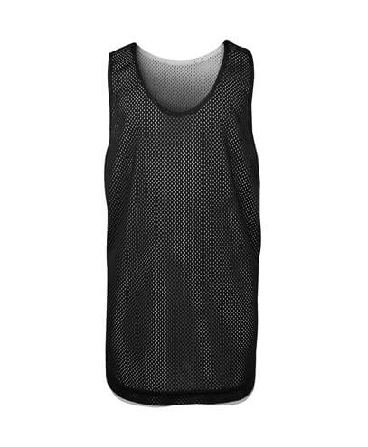 7KBS2 Reversible Training Singlet - Black/White