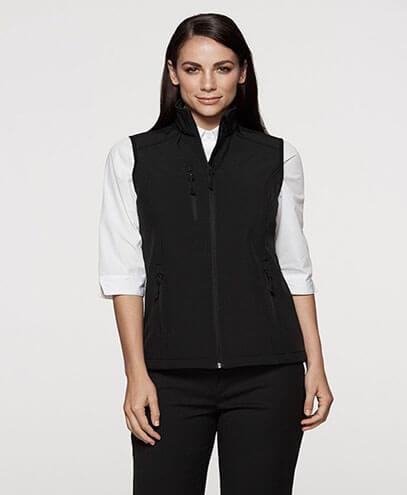2515 Womens Olympus Vest - Worn by Female Model