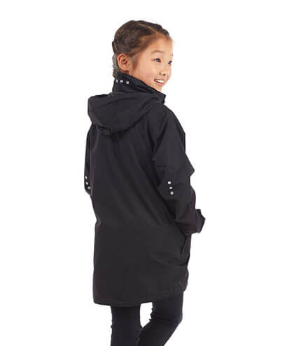 JK25K Kids Waterproof Raincoat