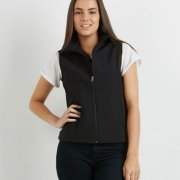 SVG Womens 3K Softshell Vest